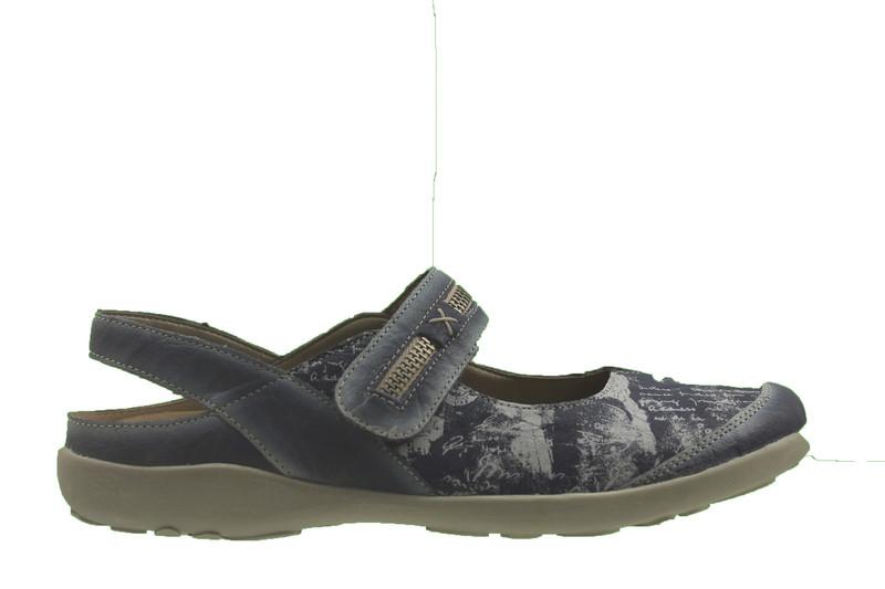 chaussure orthop dique nu pied femme sandale akr1741 podoline. Black Bedroom Furniture Sets. Home Design Ideas