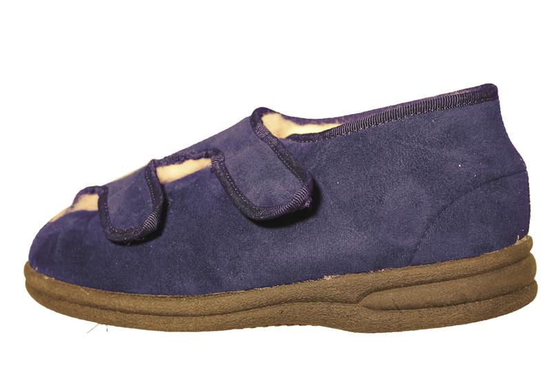 chaussure pour semelle orthop dique femme pantoufle afbouquet podoline. Black Bedroom Furniture Sets. Home Design Ideas