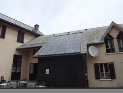 panneau solaire - Voir en grand