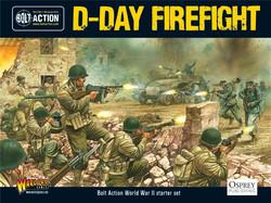 Bolt Action - DDay Firefight - 28mm bolt action - SARL GRIMGAARD - Voir en grand