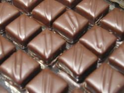 chocolat au praliné à l'ancienne noisette noir - Voir en grand
