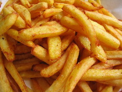 Snacking - LES FRITES - L'INCONTOURNABLE - Voir en grand
