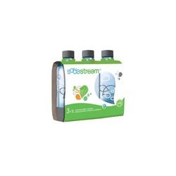 Pack 3 bouteilles grises 1L Machine à soda - Soda Stream - Autres  - Clinique menager - Voir en grand