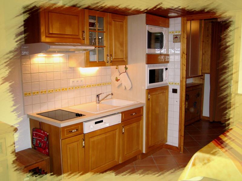 Renovation cuisine studio chalet tele menager service for Cuisine studio