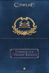 Terreur Orient Express Appel de Cthulhu - Voir en grand