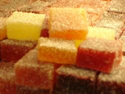 Les pâtes de fruits - Voir en grand