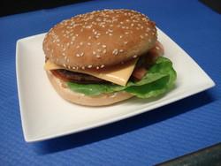 Hamburger Petit - Voir en grand