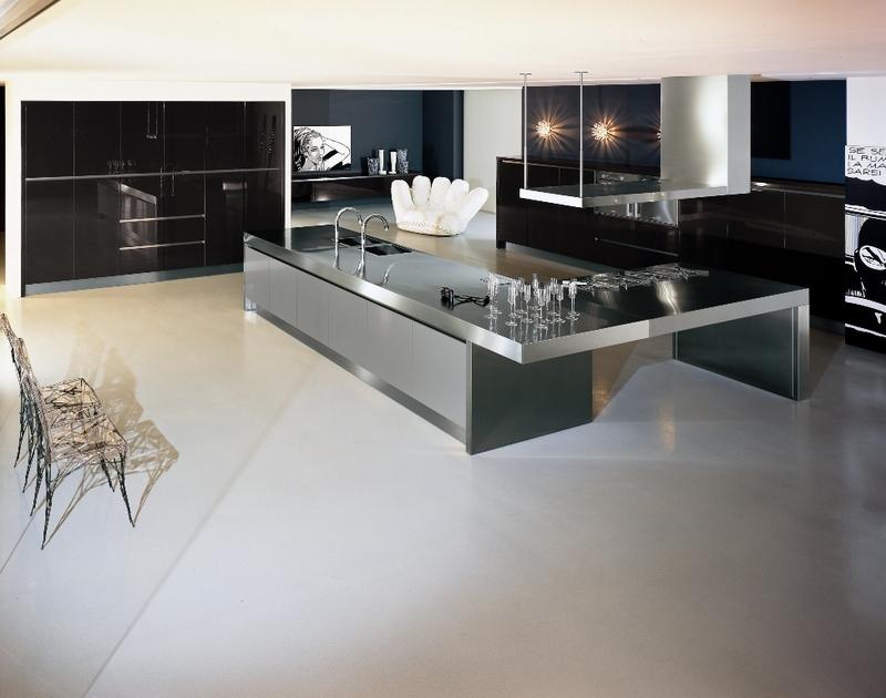 Comprex mod le people studio for Modele cuisine studio