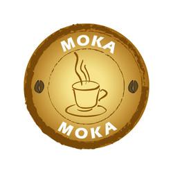 Café MOKA HARRAR LONG BERRY Pur Arabica La Brûlerie du Sénat Chambéry - Voir en grand