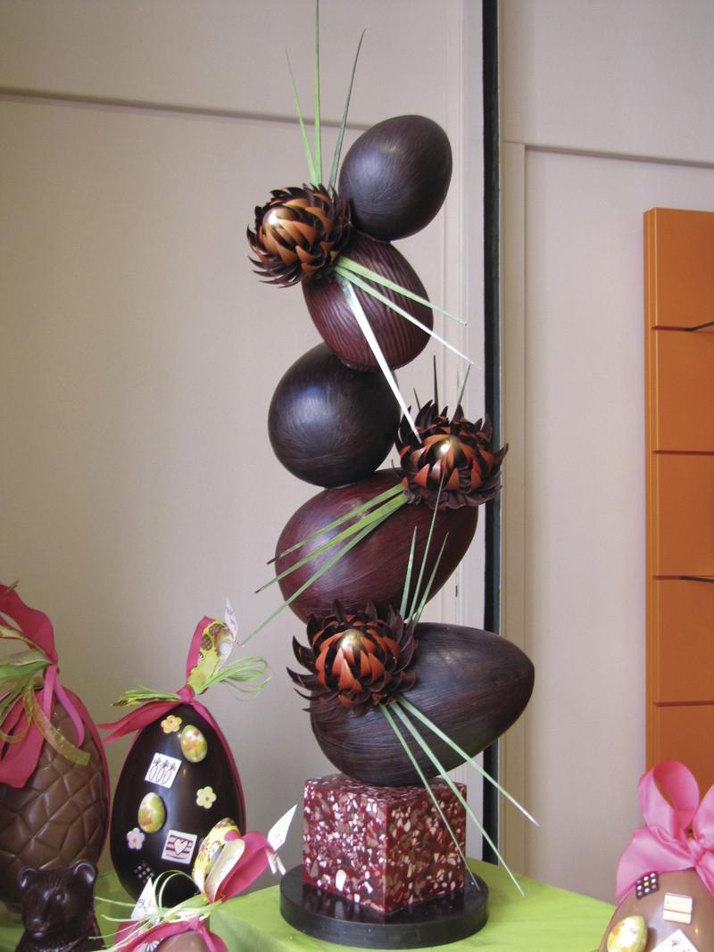 pieces artistiques en chocolat arnault benoit chocolatier. Black Bedroom Furniture Sets. Home Design Ideas