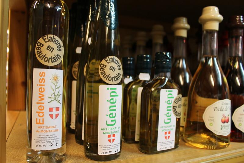 Vins de savoie liqueurs de montagne la musette du for Achat de plantes sur internet