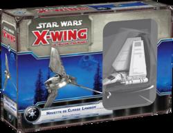 star wars xwing navette lambda jeu de figurines - Voir en grand