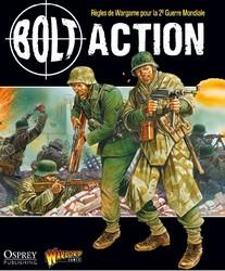 Bolt Action - Livre de règles version française - Règles de jeu bolt action flames of war - SARL GRIMGAARD - Voir en grand