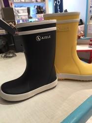 Botte pluie Aigle - chaussure chambéry Kat Pat Story - Voir en grand