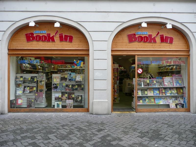 Resultado de imagen de book in chambery
