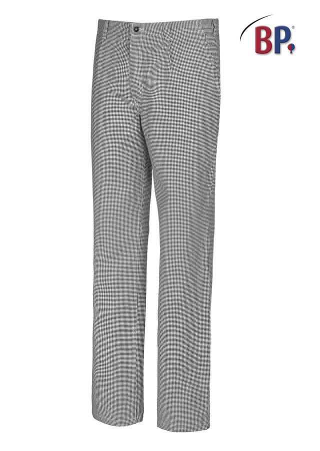 pantalon de cuisine pour homme avec motif vetements de travail benoit abbaye. Black Bedroom Furniture Sets. Home Design Ideas