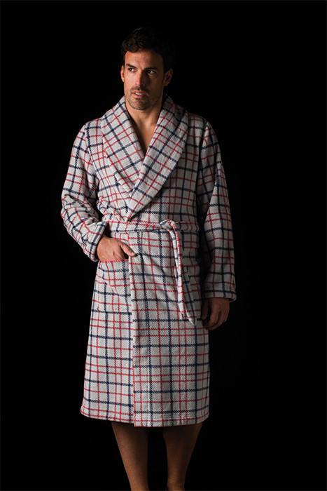 pyjamas pour homme tenues d 39 int rieur robe de chambre vetements de travail benoit abbaye. Black Bedroom Furniture Sets. Home Design Ideas