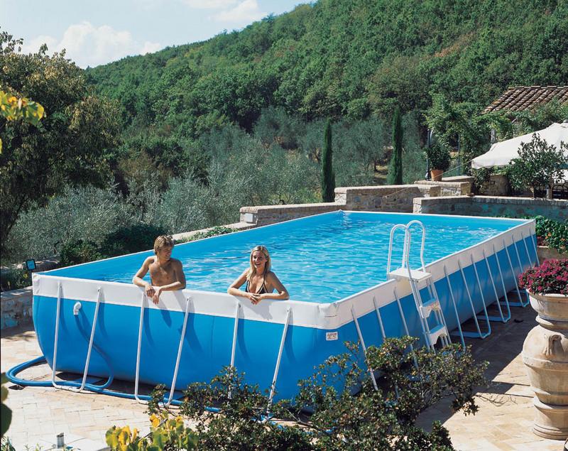 Piscine laghetto classic hauteur 1m25 piscines laghetto for Laghetto pvc