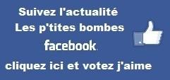 facebook les p'tites bombes