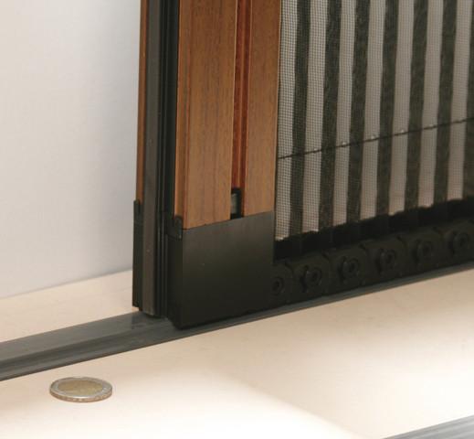 moustiquaire pliss e pour portes baies b1chezsoi. Black Bedroom Furniture Sets. Home Design Ideas