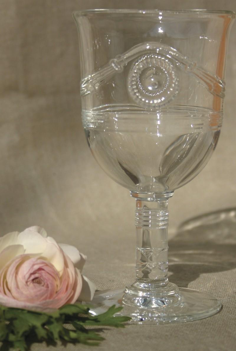 Verre pied anduze l 39 atelier - Peindre des verres a pied ...