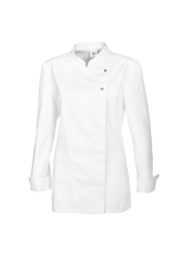 veste de cuisinier pâtissier femme - coton/polyester - vetements