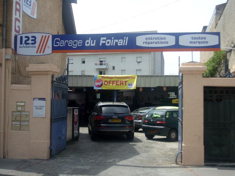 Garage du foirail entretien et r paration automobile for Garage 123 automobile villeurbanne