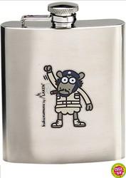 Flask Kukuxumusu - TOUT KUKUXUMUSU - CREA.64 Oloron Objet du quotidien, cadeau et décoration - Voir en grand