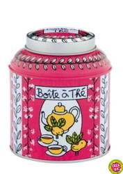 Boite à thé en vrac t'es in love - DLP - Toutes mes Boîtes Métal  - CREA.64 Oloron Objet du quotidien, cadeau et décoration - Voir en grand