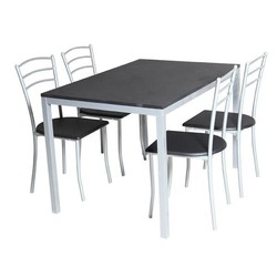 Table   4 chaises - . - L'Arche des Affaires