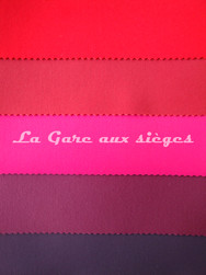 Tissu Bélinac - Skin - réf: 1362 - Coloris: 15 - 06 - 14 - 04 - 05 - Voir en grand