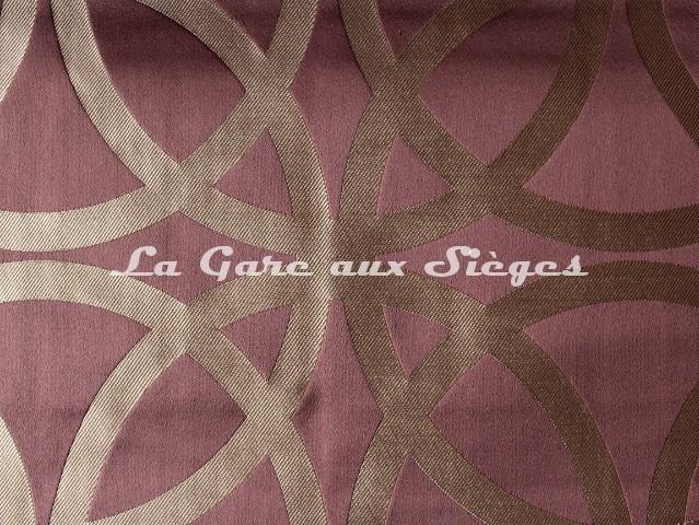 tissu casal rosace vente en ligne au m tre la gare aux si ges. Black Bedroom Furniture Sets. Home Design Ideas