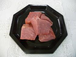 Sauté de porc-viande de porc-BOUCHERIE MORIN 52100 - Voir en grand