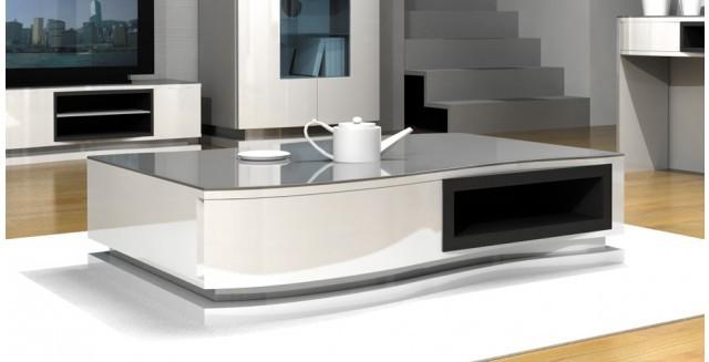 Tables basses avec rangements mobilier de france for Table salle a manger design mobilier de france