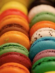 Nos  Macarons - Macarons - AUX DELICES - Voir en grand