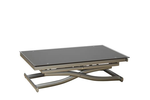 Table relevable gautier