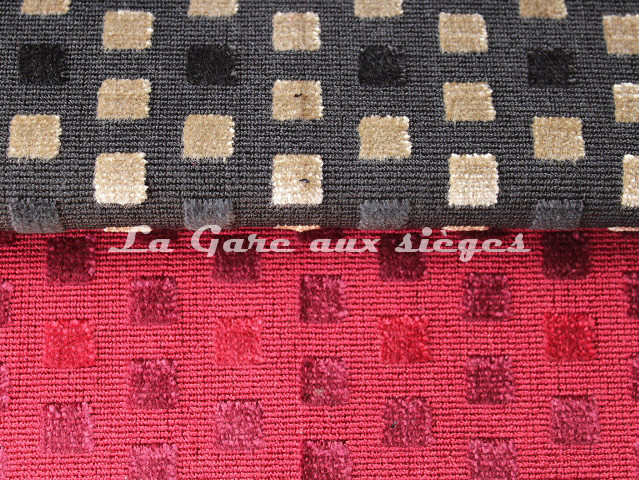 tissu deschemaker vancouver vente en ligne au m tre la gare aux si ges. Black Bedroom Furniture Sets. Home Design Ideas