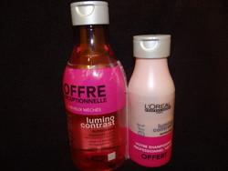 shampooing lumino contrast - shampooing cheveux méchés - EMMANUELLE COIFFURE - Voir en grand