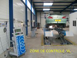 Contrôle technique voiture -  - CONTROLE TECHNIQUE MONTSAUGEONNAIS - Voir en grand
