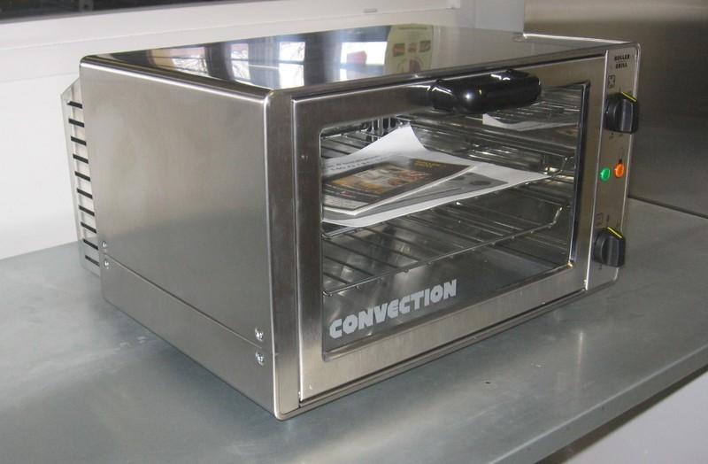Vente de four ? convection Roller grill FC promotion - SARL JM ...