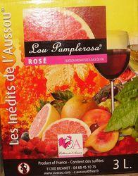 Vins Rosés - Vins & bières - PLAISIRS DIX VINS - Voir en grand