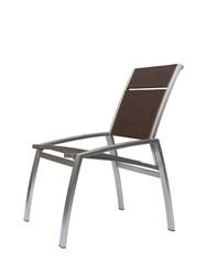 Chaise empilable - Mobilier de jardin - BROCH HABITAT - Voir en grand