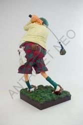 Le Golfeur PM 3 - Figurine Forchino - Antan et Néo.jpg - Voir en grand
