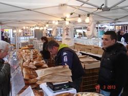 Le Pain du Quercy - Boulangerie / Patissierie - LES AMIS DU MARCHE DE BRIVE - Voir en grand