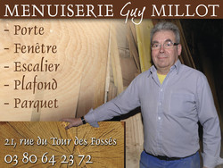 Menuiserie Millot - Bricolage, menuiserie - UCA de SAULIEU - Voir en grand