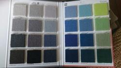 nuancier moquette 100% laine Naturel21 - Voir en grand