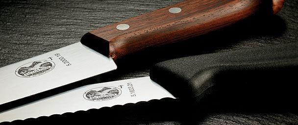 Couteaux professionnels victorinox cordonnerie for Accessoire cuisine professionnel