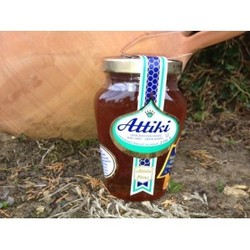 Miel de Grèce 'Attiki' au Thym - Voir en grand