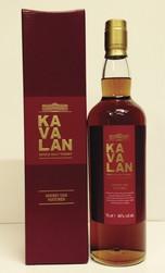 Kavalan Sherry 46° Whiskies & Spirits - Voir en grand