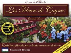 Fleurs de Cagnes - Maison, déco, cadeaux - UCA de SAULIEU - Voir en grand